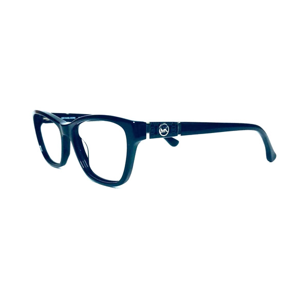 Michael Kors Black Wayfarer Cats Eye Glasses